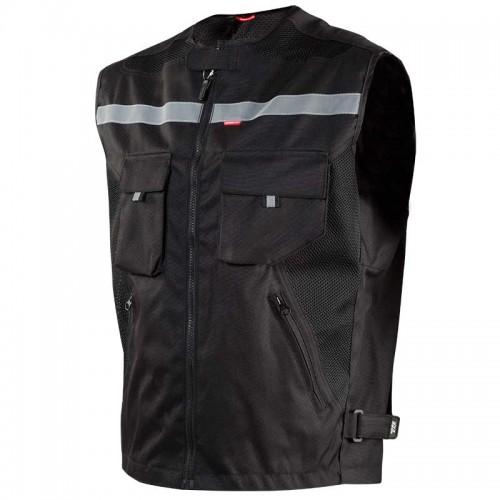 Γιλέκο Nordcap Summer Vest μαύρο