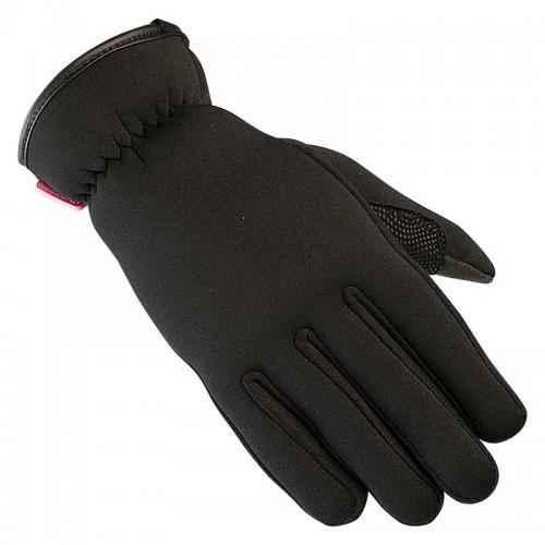 Γάντια Nordcap Biker II Lady μαύρo