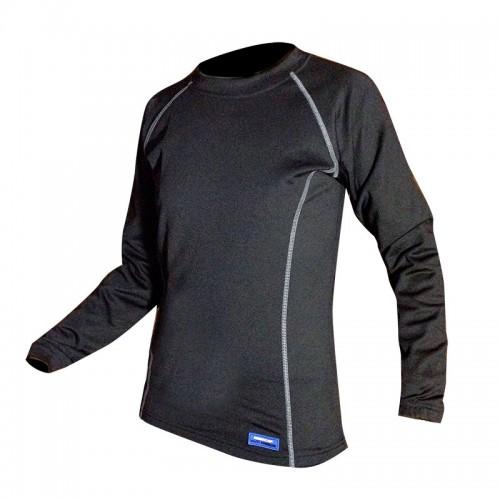 Ισοθερμική μπλούζα Nordcap Microfleece Jersey μαύρο