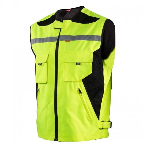 Γιλέκο Nordcap Summer Vest fluo πράσινο