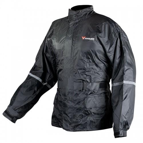 Αδιάβροχο μπουφάν Nordcode Rain Jackets μαύρο
