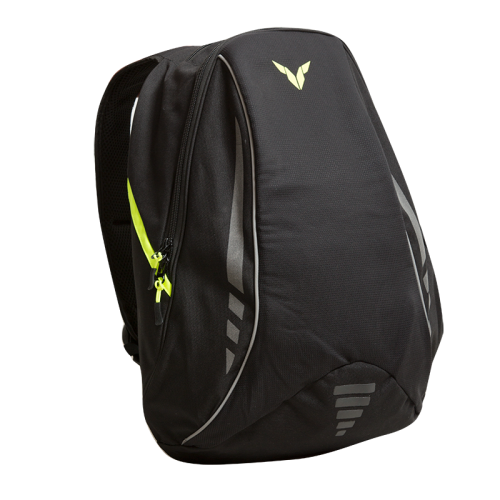 Nordcap Sports bag Black-fluo