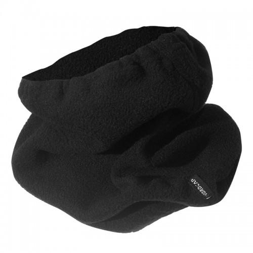 Προστασία λαιμού NORDCAP NECKFLEECE μαύρο
