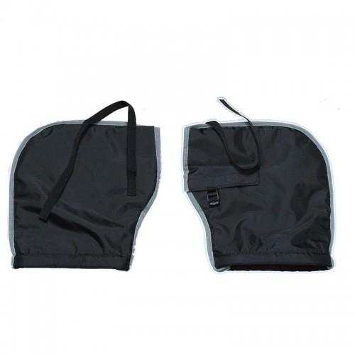 Κάλυμμα χεριών Nordcode Gloves Cover μαύρο