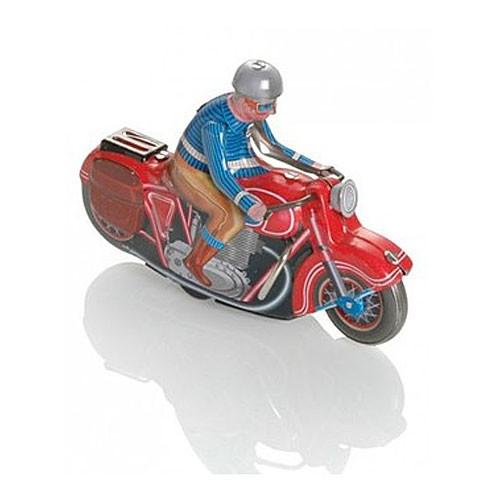 Διακοσμητικό Booster Tin Motorbike-2