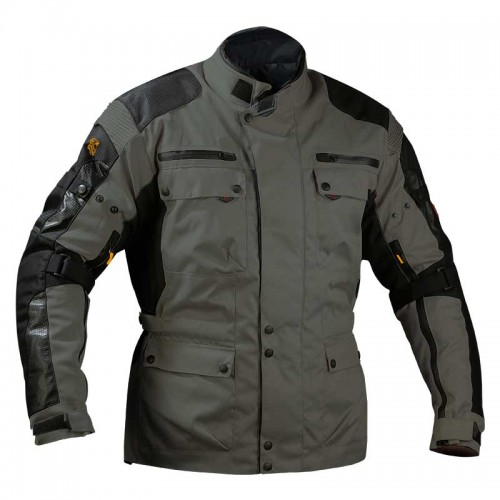 Jacket  Dakar Olive-Black Big - Nordcap