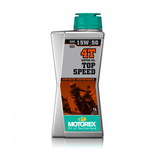 4T Top Speed 15W/50