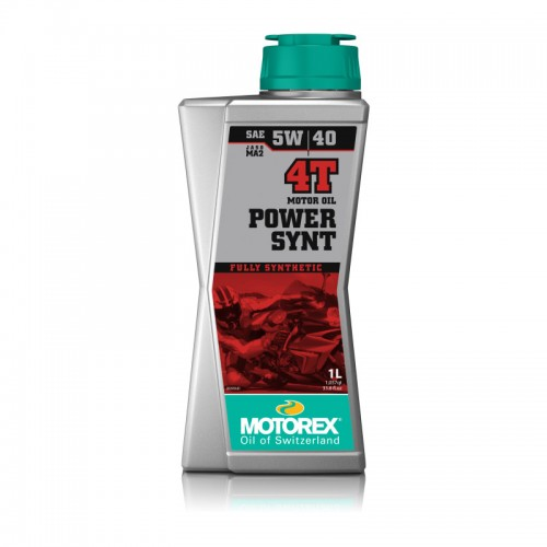 4T Power Synthetic 5W/40