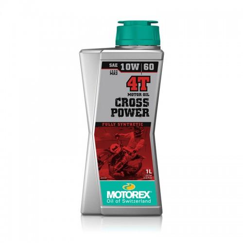 4T Cross Power 10W/60