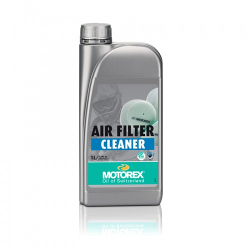 Air filter cleaner Motorex 1 Lt