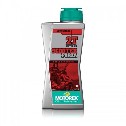 Λάδι 2T Sccoter Forza 100% συνθετικό Motorex