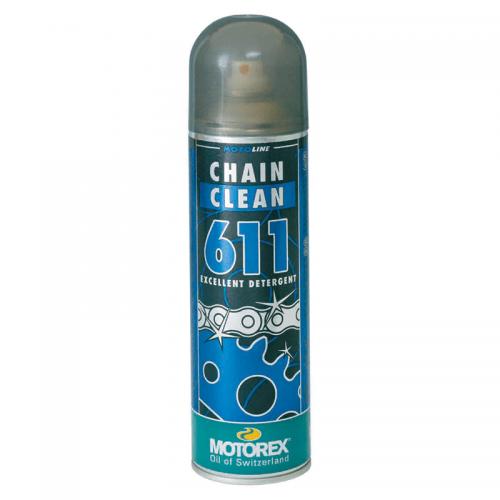 Σπρέυ καθαρισμού αλυσίδων κίνησης Motorex 611