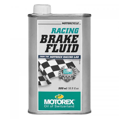 Υγρά φρένων Racing DOT Motorex 500ml