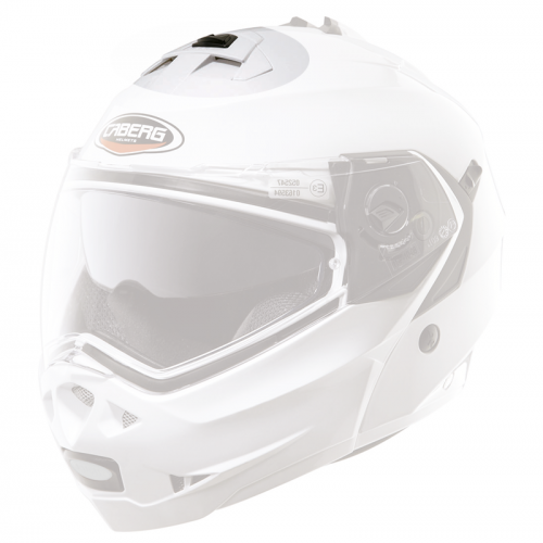 A6486 - Top vent (white) for Caberg Duke