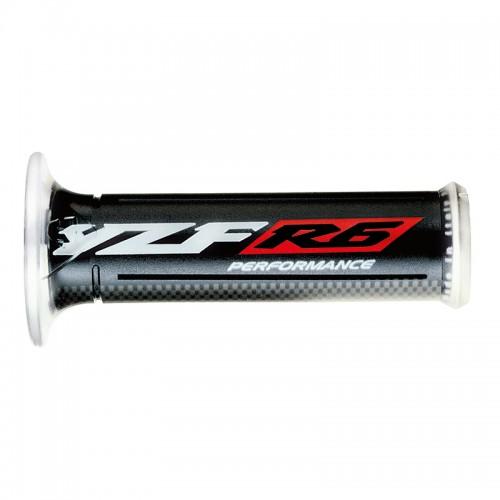 Ariete grips - Yamaha R6R 01687-R6R Carbon Red