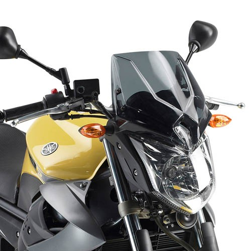 Ζελατίνα A286  XJ 6 600'09 Yamaha GIVI