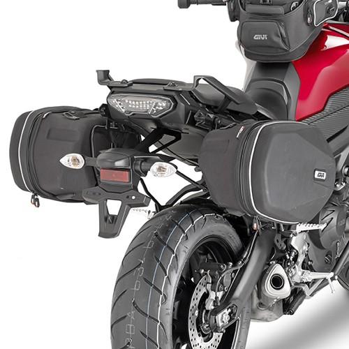 Βάσεις πλαϊνών σάκων TE2122  MT09'15 TRACER Yamaha GIVI