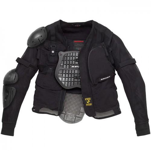 Γιλέκο προστασίας Spidi Multi Armor μαύρο
