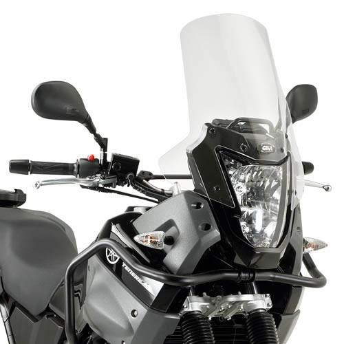 Ζελατίνα D443ST_XT660Z'08 Yamaha GIVI