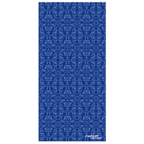 Roleff Ro 411 Tribal blue scarf