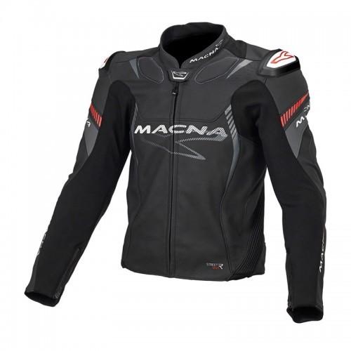 Μπουφάν MACNA Blast race 130 μαύρο