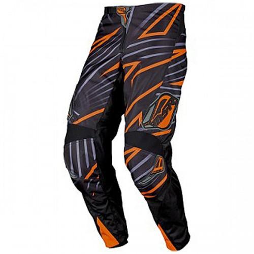 Παντελόνι ΜSR Axxis μαύρο-πορτοκαλί
