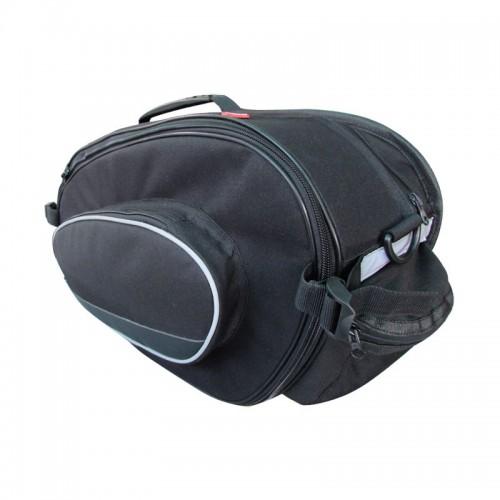 Τσάντες πλαϊνές Nordcap Side Bags Trans 25-32 lt. μαύρο