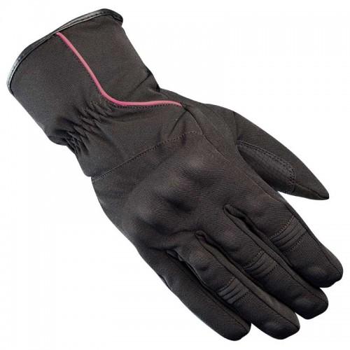 Γάντια Nordcap Rider II Lady μαύρo-φούξια