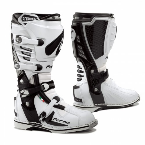 Off-Road Boots Forma Predator White