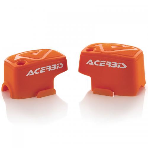 Κάλυμμα Acerbis _ 21680.010 _για Βrembo συμπλέκτη & δοχείο υγρού φρένων πορτοκαλί