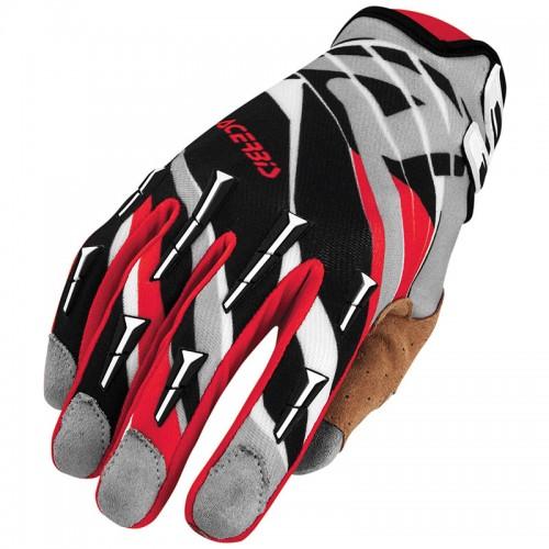Γάντια Acerbis ΜΧ 2 _ 21631.323 μαύρο-κόκκινο
