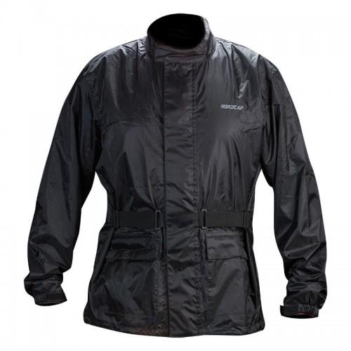 Αδιάβροχο μπουφάν Nordcap Rain Jacket II μαύρο