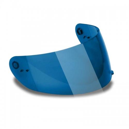 BEEL M6 Visor - Mirror blue