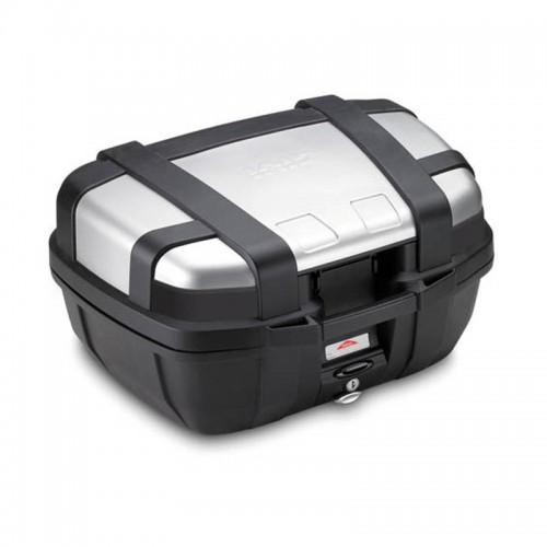 Βαλίτσα 52 λίτρα TRK52N μαύρη-αλουμινίου monokey GIVI