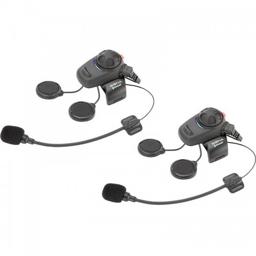 SMH5D-UNIV DUAL MOTORCYCLE BLUETOOTH HEADSET & INTERCOM SENA