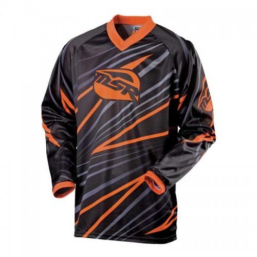 Jersey MSR Axxis Black - Orange