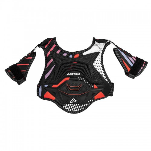 Acerbis Cube 2.0 Junior 17946.323 Black/Red