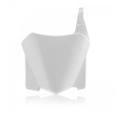 Πλαίσιο αριθμού Αcerbis 11651.030 CRF 250/450 '08 HONDA άσπρο