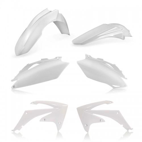 Κιτ πλαστικά Acerbis 13148.030 CRF 450'09 HONDA άσπρo