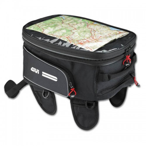 EA102B Universal expandable tank bag (with magnets) - 25 Litre GIVI