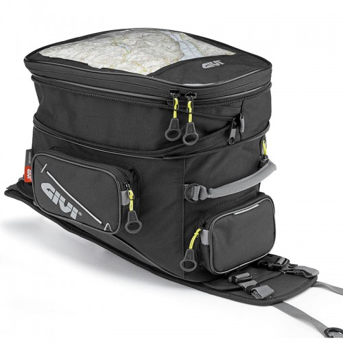 EA110 Tank bag with base for Enduro bikes - 25 Litre GIVI