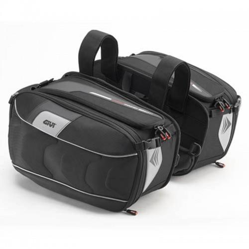 XS314 Pair of expandable Saddle Bags - 25 Litre GIVI