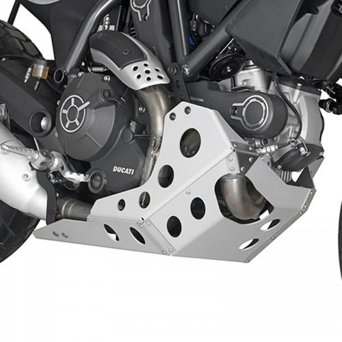 Προστασία κάρτερ RP7407_ αλουμινίου Scrabler 800'15 Ducati GIVI