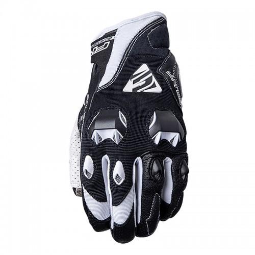 Γάντια Five Stunt Evo μαύρο-άσπρο