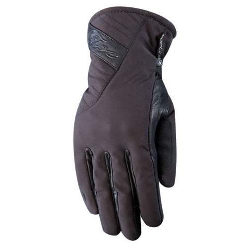 Five Milano Lady WP gloves, black