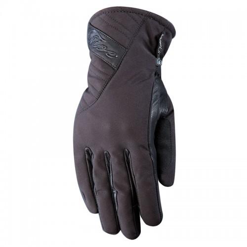 Five Milano Lady WP gloves, black