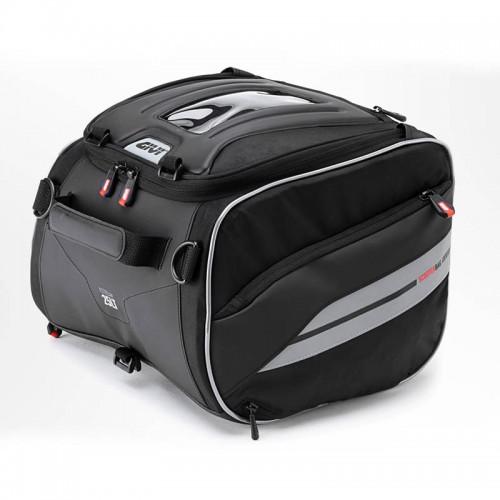 Τσάντα σέλας & κεντρική για σκούτερ XS318 xstream 25 lGIVI