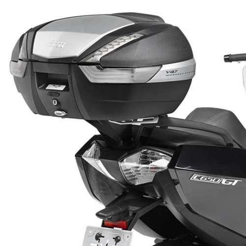 SRA5106 ALUMINIUM TOP BOX RACK FOR BMW C 650 GT GIVI