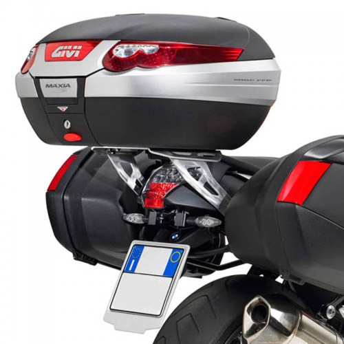 SRA690 ALUMINIUM TOP BOX RACK FOR BMW K1200R/K1300R GIVI