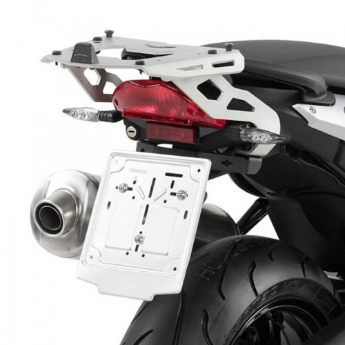 SRA691 ALUMINIUM TOP BOX RACK FOR BMW F 800 R GIVI